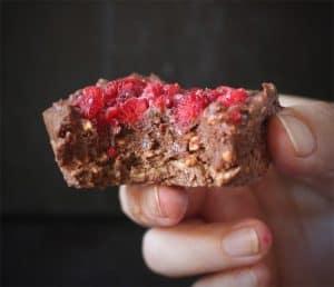 Raw Crispy Chocolate Cups (Vegan)1